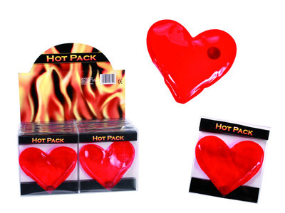 Hot pack heart