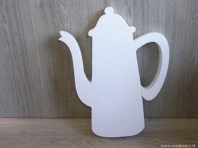 Koffiepot, 40x33 cm