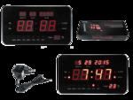 Digitale-klok-met-wekkerfunctie-datum--en-temperatuurweergave