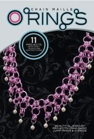 Chain Maille Rings, project boek