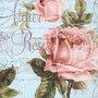 P+D servet Atelier des Roses, 33x33cm, design 21833